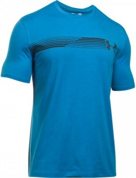 Under Armour Fast Left Chest SS T Blue