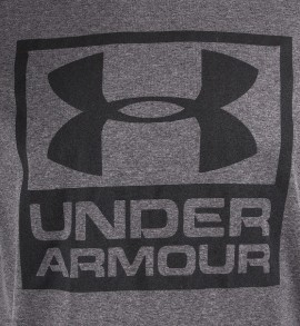 Under Armour Boxed Logo Grey