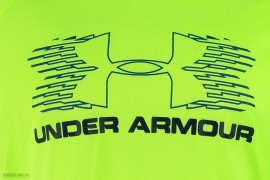 Under Armour Movement SportStyle Safety Yellow