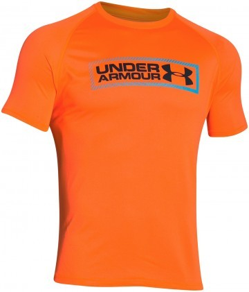 Under Armour HeatGear SS Double Up