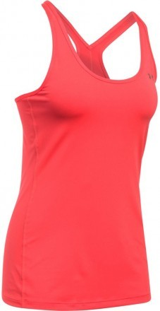 Under Armour Racer Tank Red