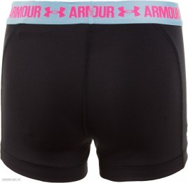 Under Armour Heatgear Armour Shorty Black/Pink