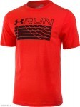 Under Armour Run Track Red