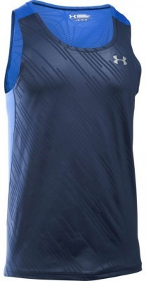 Under Armour Coolswitch Run Singlet-MDN