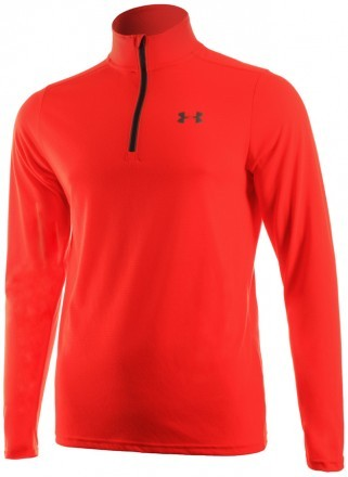 Under Armour Threadborne Streaker 1/4Zip Orange