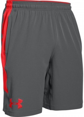 Under Armour Heatgear Scope Stretch Woven Short Grey