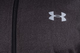 Under Armour Tech FZ Track Jacket Grey
