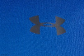Under Armour Tech FZ Track Jacket Blue