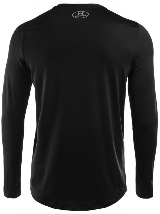 Under Armour Coolswitch Run LongSleeve Black