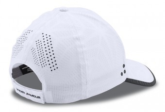 Under Armour Men's UA Flash 2.0 Cap White