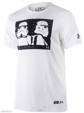 Under Armour Star Wars Trooper Line Up T-shirt