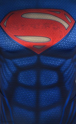 Under Armour Superman Suit