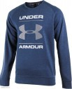 Under Armour Triblend Chest Graphic Crew