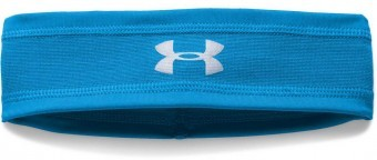 Under Armour Men's CoolSwitch Headband Blue