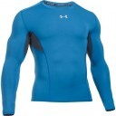 Under Armour HG CoolSwitch Compression Long Sleeve Blue
