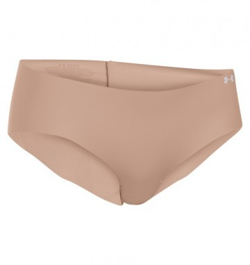 Under Armour Pure Stretch Hipster Beige