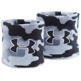 Under Armour Jacquard Wristbands Black