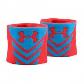 Under Armour Undeniable Wristband Red/Blue