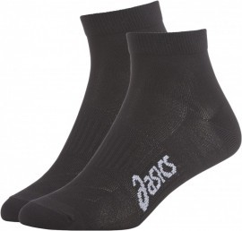 Asics TECH ANKLE SOCK 0900 Black 2 pary