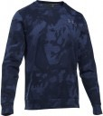 Under Armour Storm Rival Cotton Nov. Crew Navy Blue
