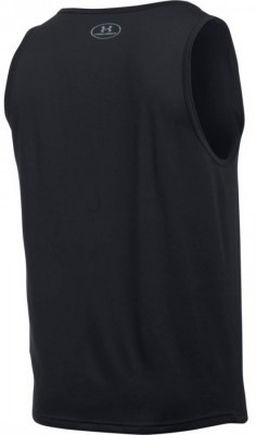 Under Armour Turned Up Tank Black