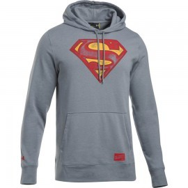 Under Armour Retro Superman Triblend Hoody