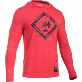 Under Armour Cassius Clay Triblend Hoodie
