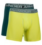 Under Armour Series 6 Boxerjock 2 Pack Green