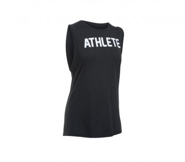 Under Armour Alhlete Muscle Tank Black