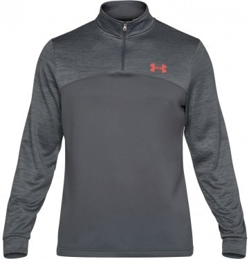Under Armour Fleece 1/4 Zip Grey