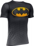Under Armour DC Comics Baselayer Black