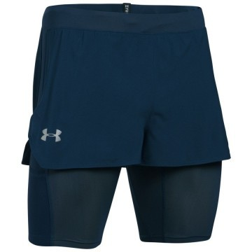 Under Armour Transport 2in1 Short Navy