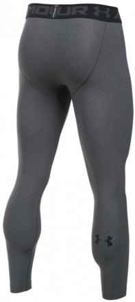 Under Armour HeatGear Armour 2.0 Legging Grey Black