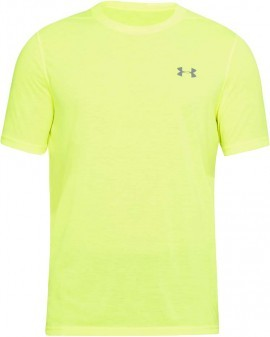 Under Armour Threadborne Fitted ShortSleeve Black