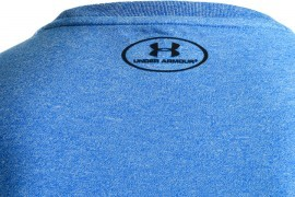 Under Armour Threadborne Fitted ShortSleeve Blue