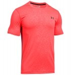 Under Armour Threadborn FTD Emboss ShortSleeve Red