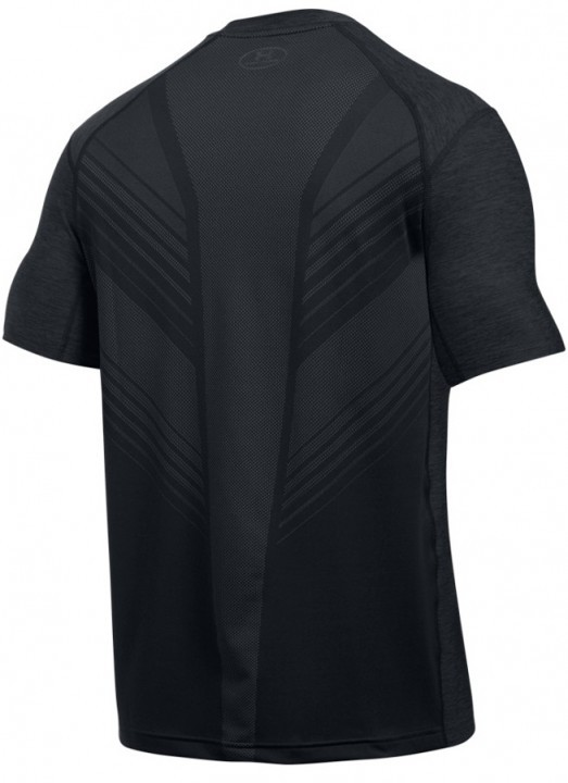 Under Armour Supervent Fitted Black Graphite