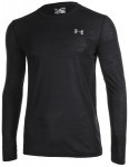 Under Armour Threadborne Fitted Long Sleeve Black