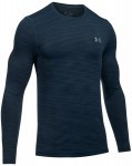Under Armour Threadborn Seamless LongSleeve Navy