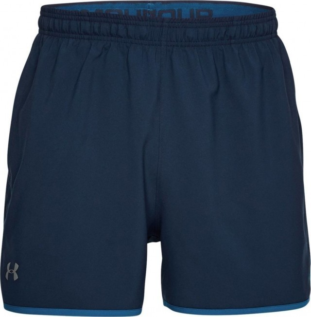 Under Armour Qualifer 5'' Woven Short Navy