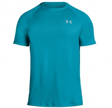 Under Armour Speed Stride Short Sleeve Blue