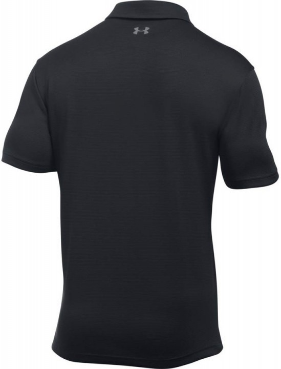 Under Armour Tech Polo Black