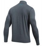 Under Armour Threadborne Fitted 1/4 ZIP Gray/Blue