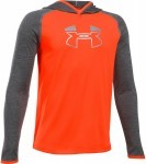 Under Armour Tech Block Hoody Orange