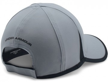 Under Armour Men's Shadow Cap 4.0 Grey Black