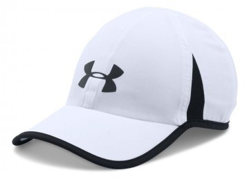 Under Armour Men's Shadow Cap 4.0 White Black