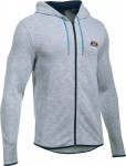Under Armour  SC30 Essentials F/Z Hoody Grey
