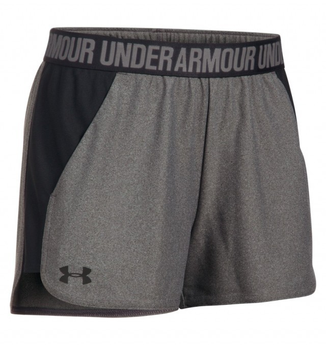 Under Armour Play Up Short Grey Black