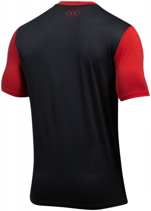 Under Armour Raid Graphic ShortSleeve Red/Blac