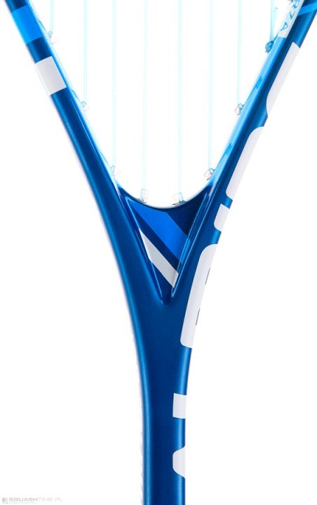 Salming Aero Forza Royal Blue - Tester